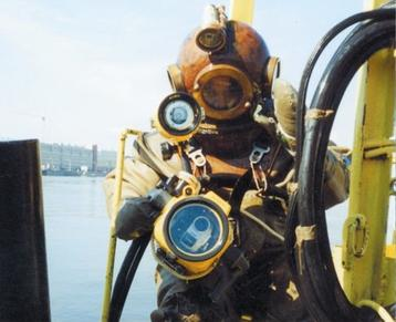 Подводная телевизионная установка